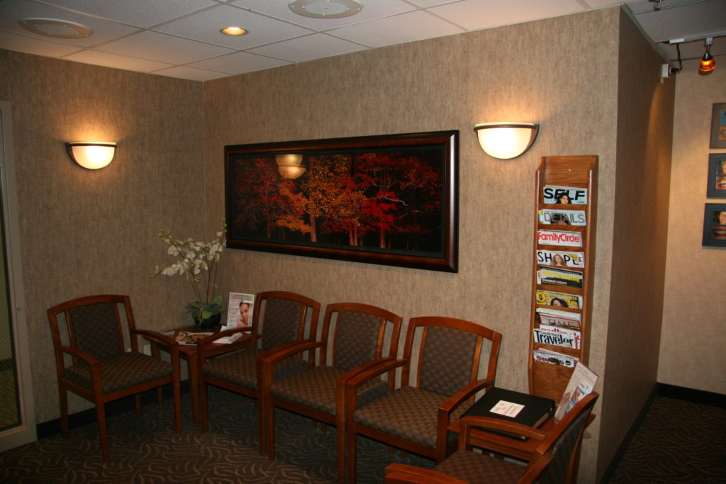 Gallagher Dentistry Lobby