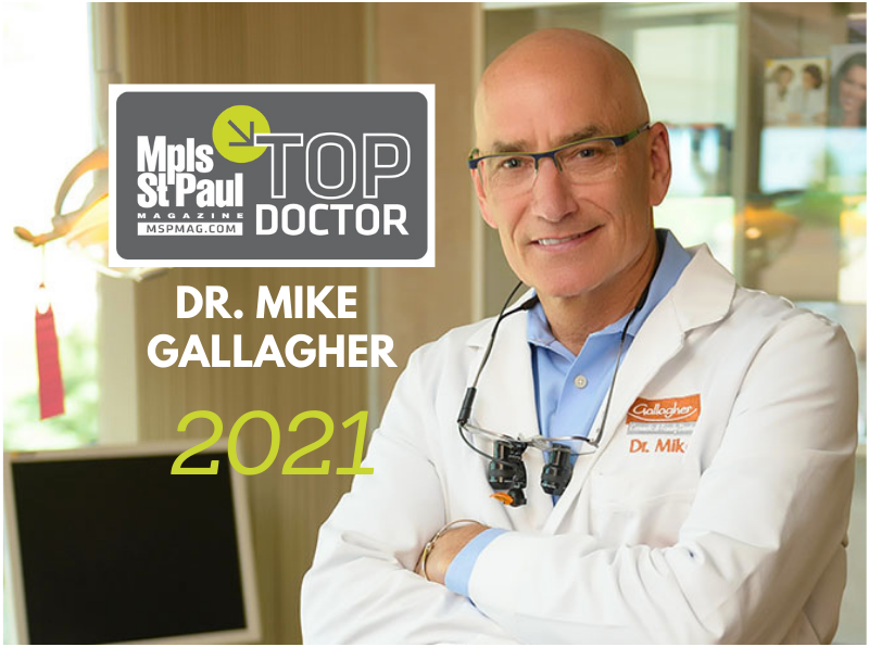 2021 Top Doctor: Dr. Mike Gallagher